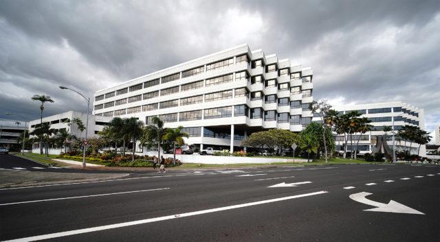 Pali Momi health center.