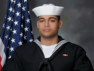 This undated photo provided by the U.S. Navy shows Pearl Harbor shooter Gabriel Romero. Romero, 22, shot and killed two people, and wounded Roger Nakamine with his service weapon before taking his own life. Romero, who was from Texas and enlisted in the Navy two years ago, was dead when authorities responded to the shooting. (U.S. Navy via AP)