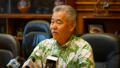 Hawaii Governor Pulls Back Law Enforcement On Mauna Kea — For Now