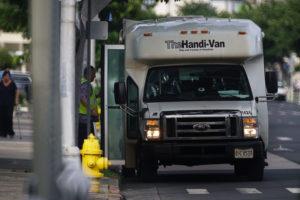 Honolulu Handi-Van Driver Dies Of COVID-19