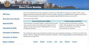 City Launches Online Short-Term Rental Complaint Form