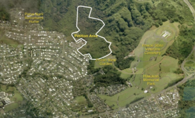 Hawaiian Memorial Park is seeking a zoning change to expand its cemetery