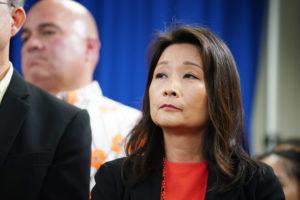 Hawaii Rep. Sylvia Luke Plans To Run For Lieutenant Governor