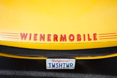 Neal Milner: Why Oscar Mayer Won't Let Me Drive Its Wienermobile