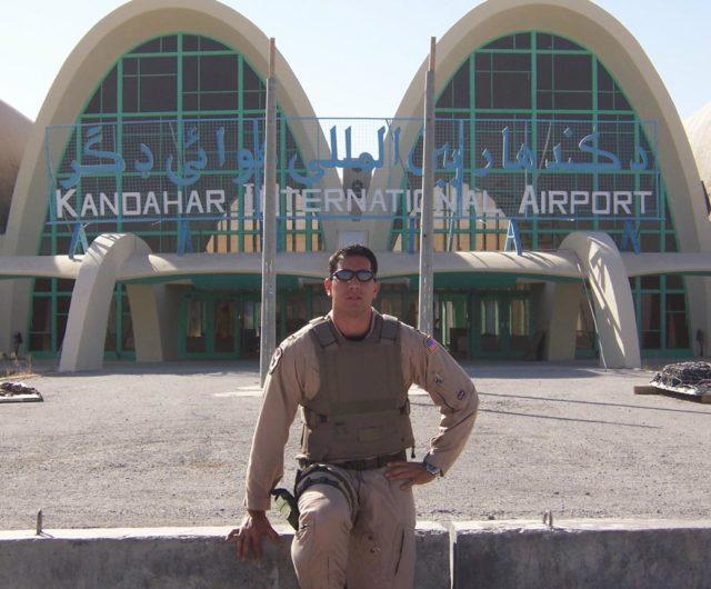 Kai Kahele Kandahar