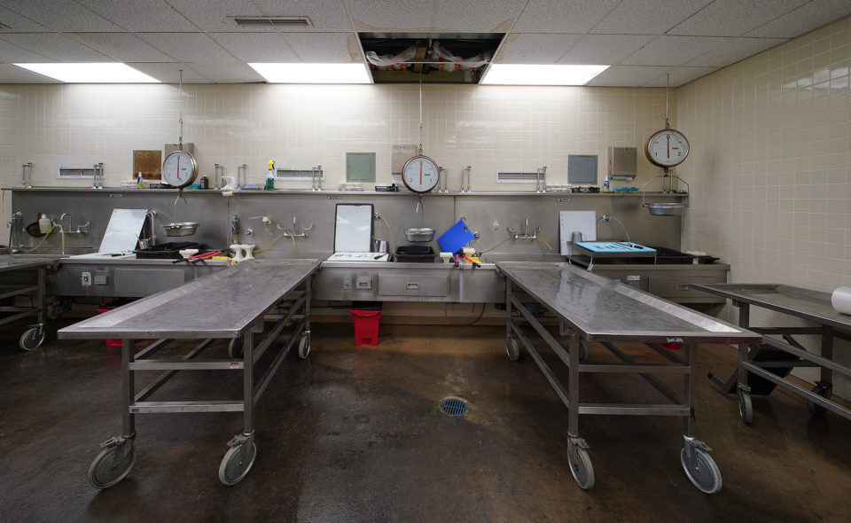 The Honolulu Morgue Is Still A Mess