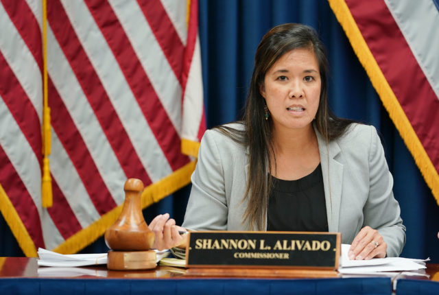 Honolulu Police Commission Chair Shannon Alivado.