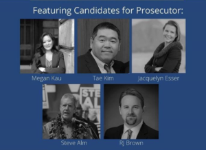 Hawaii Innocence Project To Host Prosecutor Candidate Debate