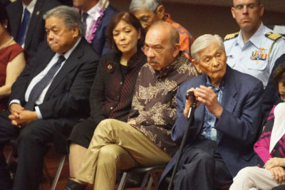 Four Ex-Hawaii Governors Say They Fear For Our Future