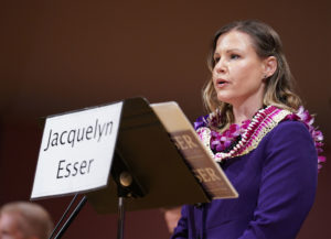 Bernie Sanders Endorses Jacquie Esser For Honolulu Prosecutor