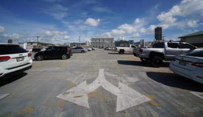 There's A Lot Of Parking In Ala Moana  – If You Know Where To Look