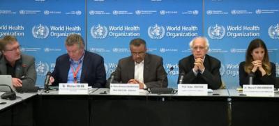 WHO Declares Coronavirus An International Emergency