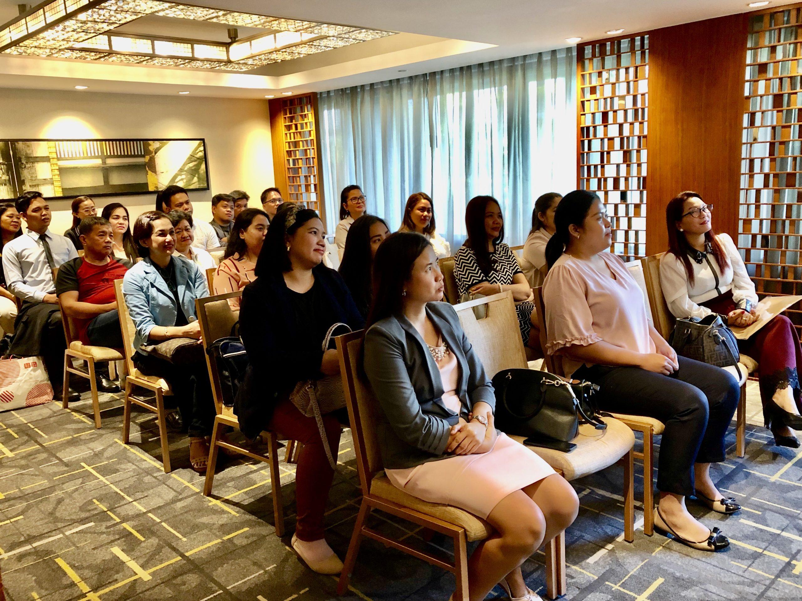 Philippines, DOE, Manila, teacher, recruitment, Kerry Tom