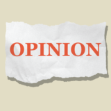 Opinion article badge