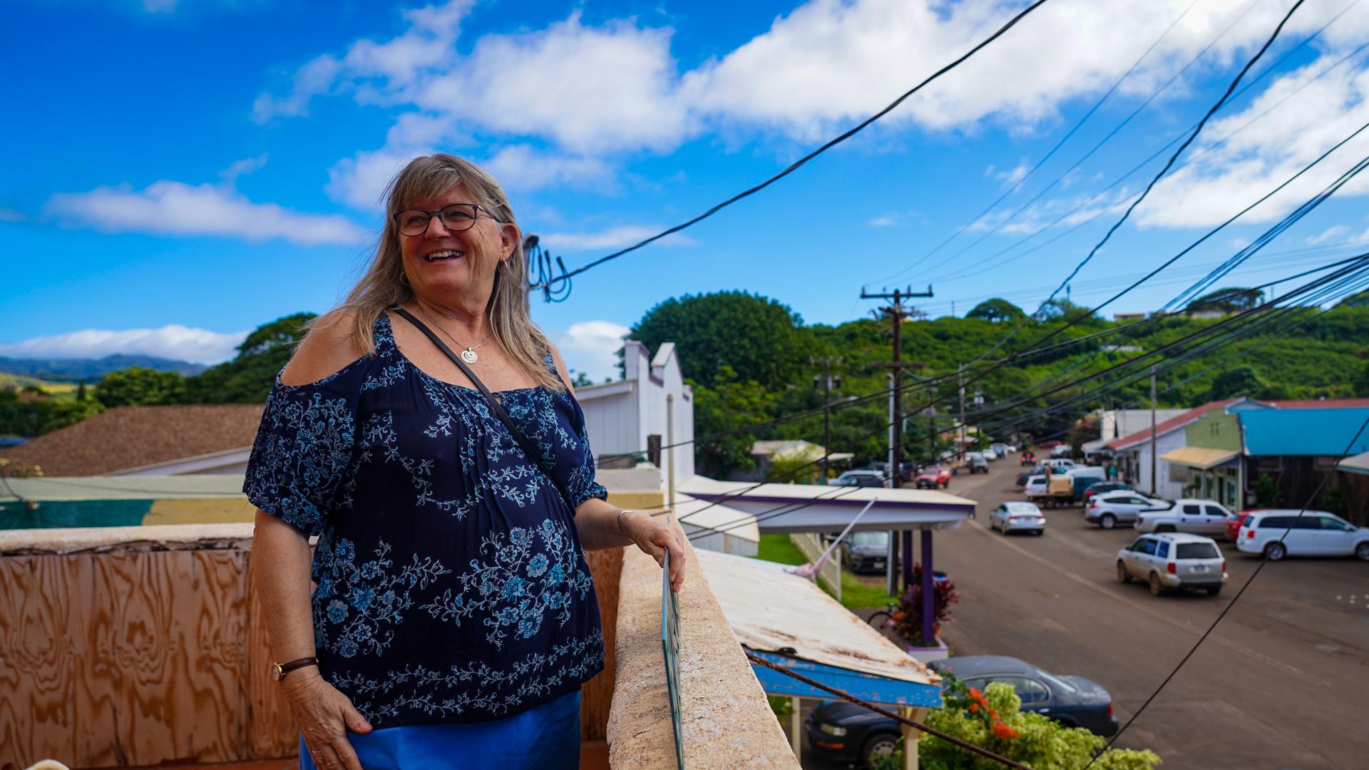 Hanapepe Kauai Fault Lines Aloha Theatre Lynn