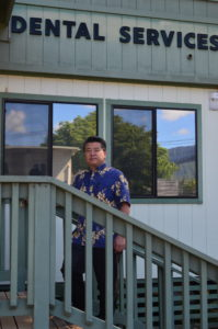 Dr. Anthony Kim Waimanalo Health