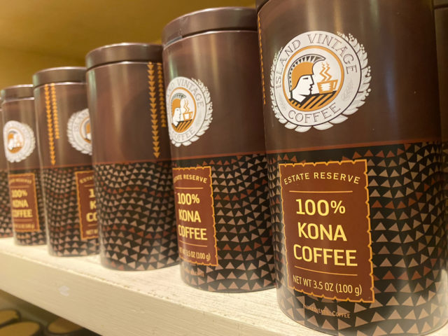 Hawaii Lawmakers Are Showing A Little Love For Kona Coffee