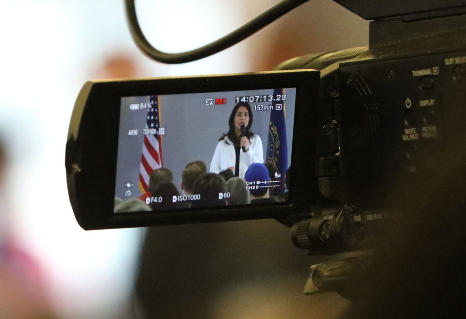Gabbard Continues To Struggle As Nevadans Vote For Sanders