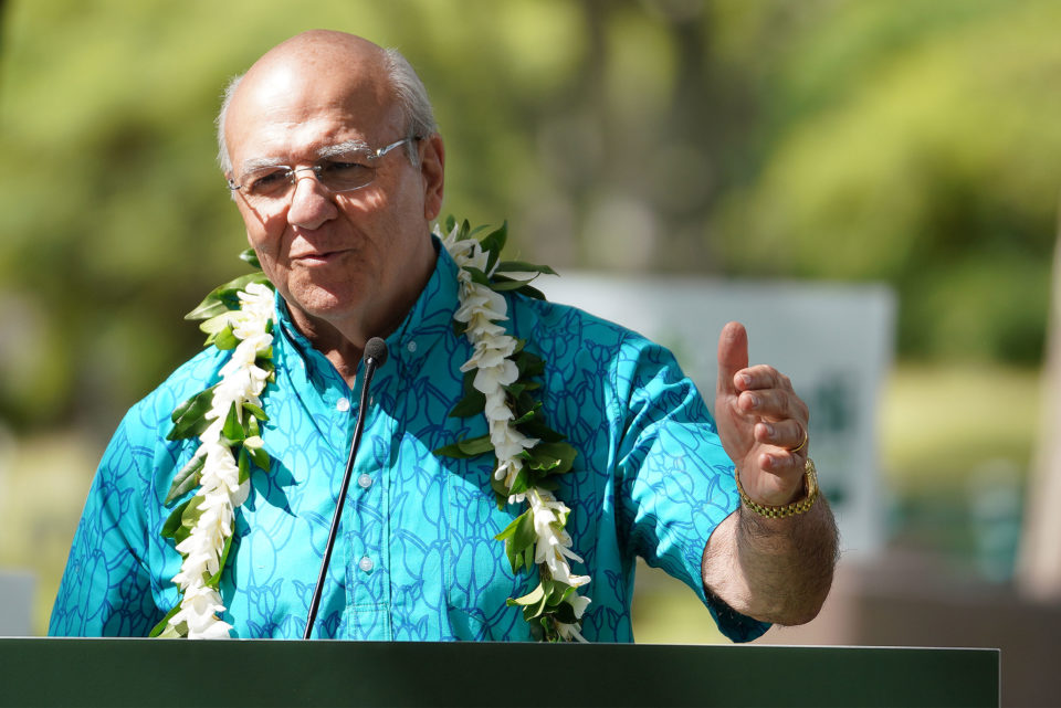 Honolulu Mayor: Blangiardi Leads The Pack, Amemiya Follows
