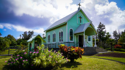 How The Faithful Took It Upon Themselves To Save This Unique Painted Church