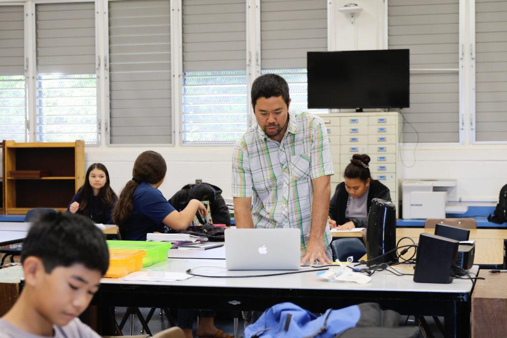 Building A Hawaiian Language Curriculum Classroom By Classroom