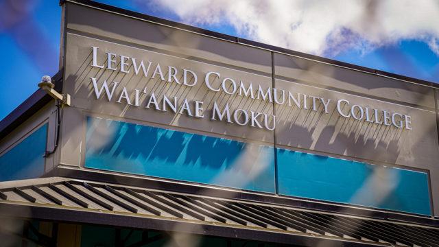 Waianae Stigma Leeward Community College Waianae Campus
