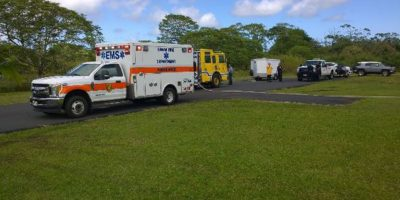 Minor Injuries After Tour Helicopter Crashes On Big Island