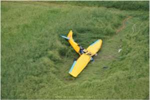 Witnesses: Dillingham Tow Plane Had 'Rough' Landing Shortly Before Crash