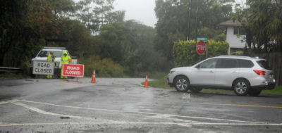 Kauai: Violent March Storm Soaks The Island