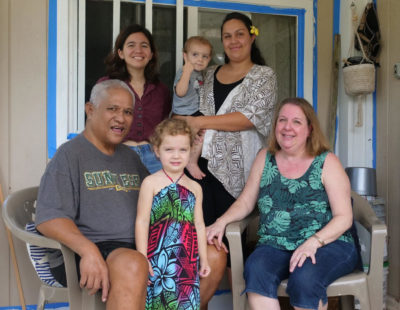 This Hawaii Multi-Generational Family Of 7 Worries As Coronavirus Spreads