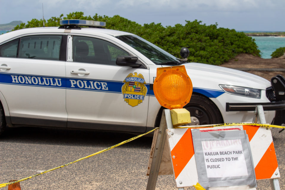 Nighttime 'No Driving' Rules To Be In Place On Oahu Over Easter Weekend
