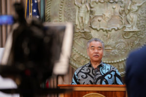 Chad Blair: David Ige, The Governor Who Cannot Govern
