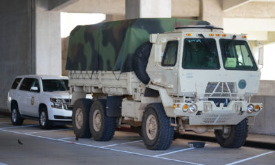 National Guard Being Activated For The Coronavirus Effort