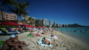 You Can Sit On Oahu Beaches Again Starting Saturday