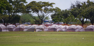 New Honolulu Tent Program Will Allow Social Distancing For The Homeless