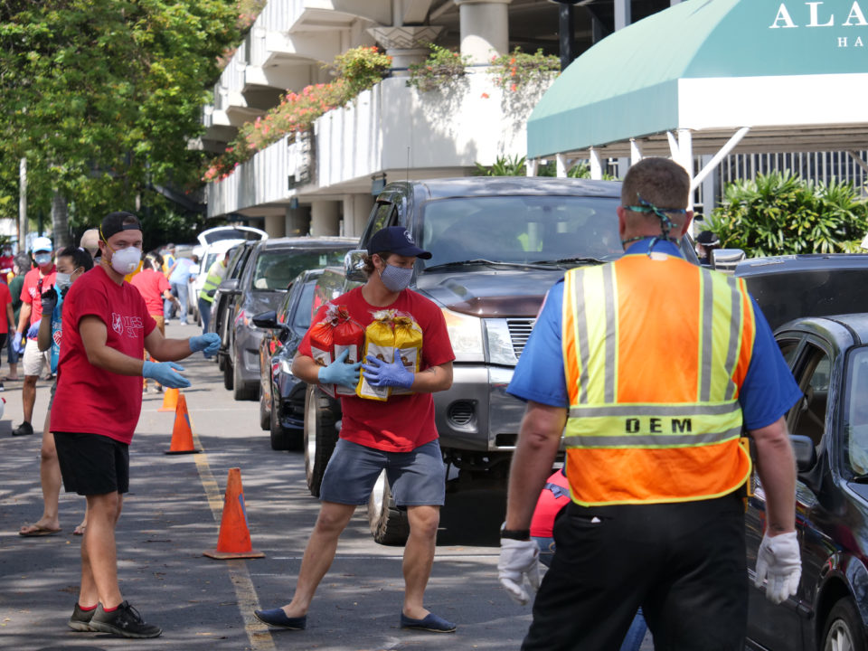 Pandemic Survey: Hawaii Is Already Enduring Widespread Socioeconomic Strain
