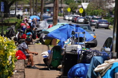 Paused For Pandemic, Honolulu Homeless Sweeps To Resume