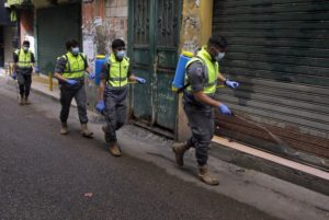 Terrorists, Militants And Criminal Gangs Join The Fight Against The Coronavirus