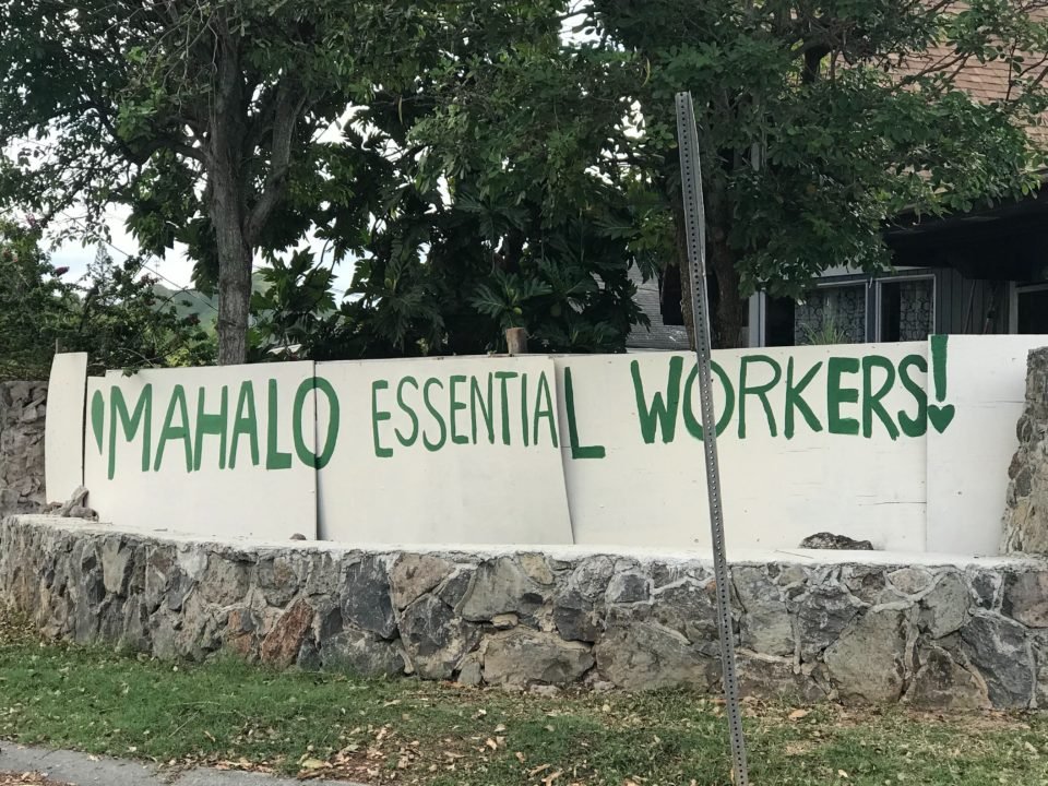 Hawaii Has A Lot Of Unemployed People. But Companies Still Can't Find Help