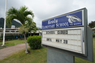What Should Hawaii's Schools Look Like After The Pandemic?