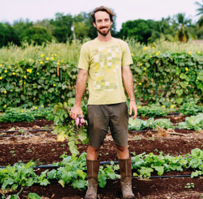 Farm Link founder and CEO Rob Barreca