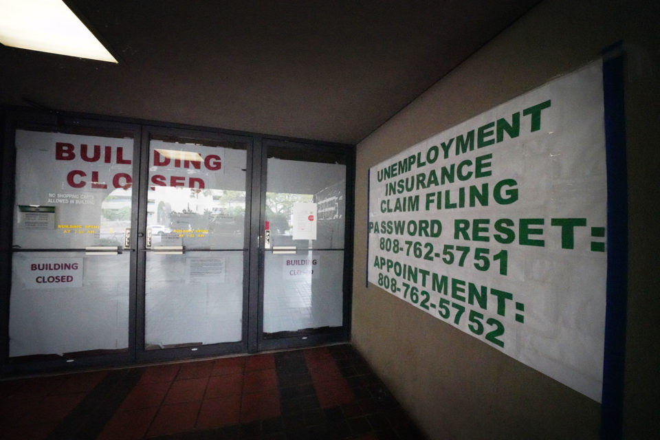 Class-Action Suit Seeks Prompt Payments For Hawaii's Jobless