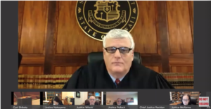 Hawaii Supreme Court Hears Maui Water Case In A Historic Online Session
