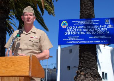 The Navy Replaced Its Leaky Fuel Tanks In California. Why Not Oahu?