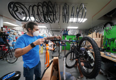 The Pandemic Ignites A Bike Boom In Honolulu