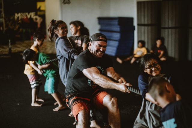 Aaron Hoff, Keala Foundation, Kauai, Suicide, Youth, Prevention, Mental Health, Crossfit