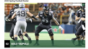 UH Football Player Arrested For Violating Quarantine