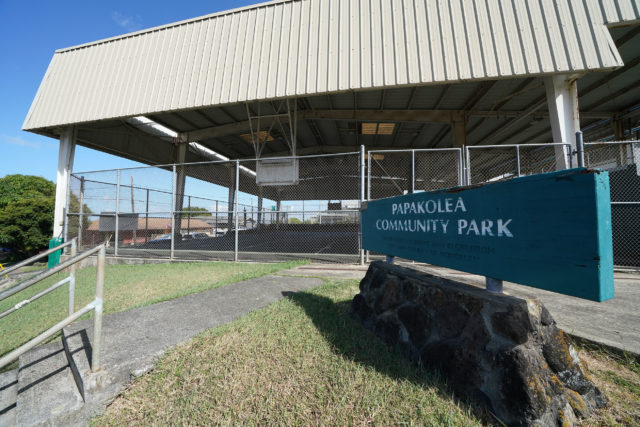 Papakolea Community Park.