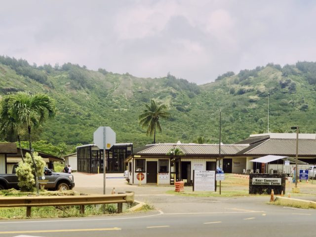 Kauai Community Correction Center, Kauai Jail, Department of Public Safety, Incarceration, Crime