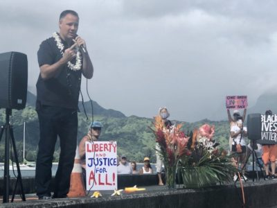 Kauai Police Chief Suspended For Mocking Asians